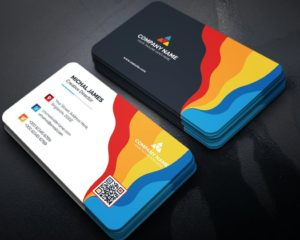 Business Cards Rounded Corners 2