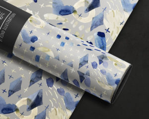 Custom Printed Wrapping Paper 2