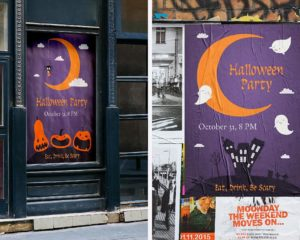 Halloween Poster Printing