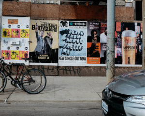 Wheatpaste Posters 7